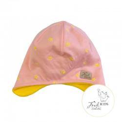 freli dětská čepice žluto...