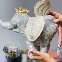 Kouzelný slon pro dospělé