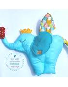 Ukázka slona, který má již svého majitele.