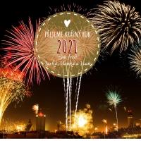 Přejeme vám krásný rok 2021